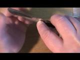 Как сделать надпись на металле. Травление металла хлорным железом