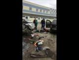 Ужасная авария в Усадах vk.comvkazani