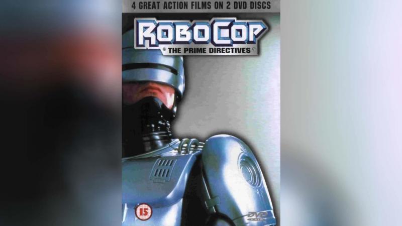 Робокоп возвращается 2000 RoboCop Prime Directives