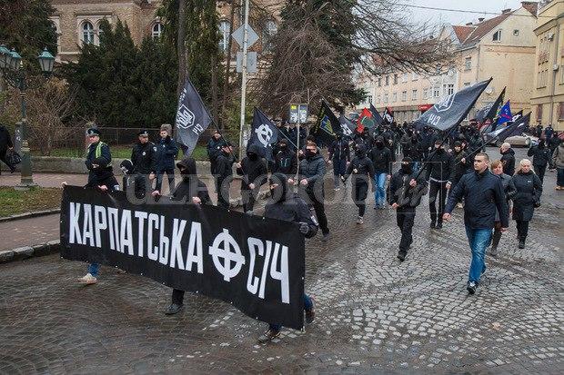 Karpatszka Szics felvonulása Ungváron, képanyag: 64 kép L7ESGcRRGQU