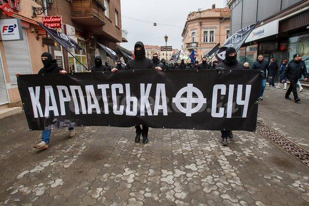 Karpatszka Szics felvonulása Ungváron, képanyag: 64 kép W8vgSwzQuIU