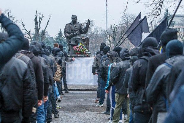 Karpatszka Szics felvonulása Ungváron, képanyag: 64 kép WuiXdGZZWa8