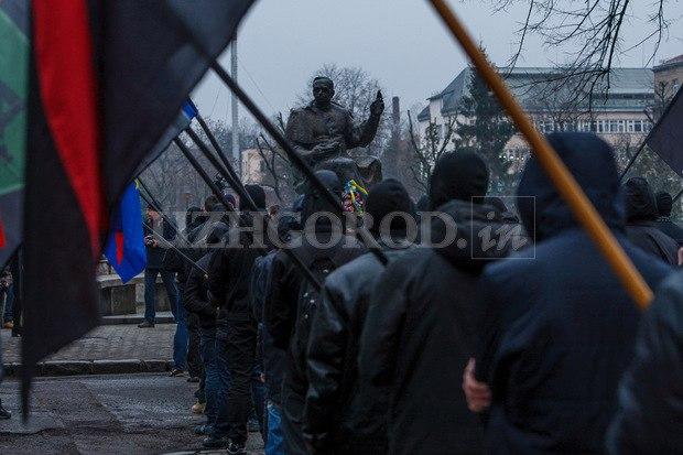 Karpatszka Szics felvonulása Ungváron, képanyag: 64 kép Cu0suf8QX_o