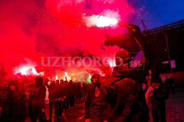Karpatszka Szics felvonulása Ungváron, képanyag: 64 kép _VzsqsVLfNs