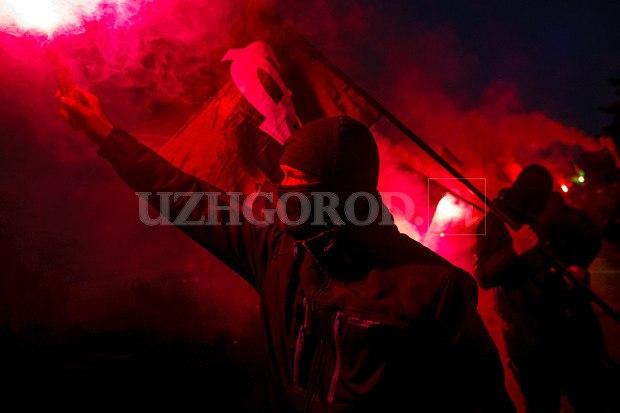 Karpatszka Szics felvonulása Ungváron, képanyag: 64 kép -pJ_SWtHJV4