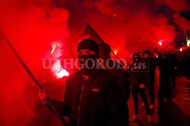 Karpatszka Szics felvonulása Ungváron, képanyag: 64 kép YHDvxCuWVQo