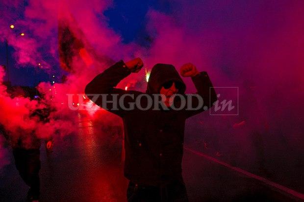 Karpatszka Szics felvonulása Ungváron, képanyag: 64 kép IDxjY6mm0EU