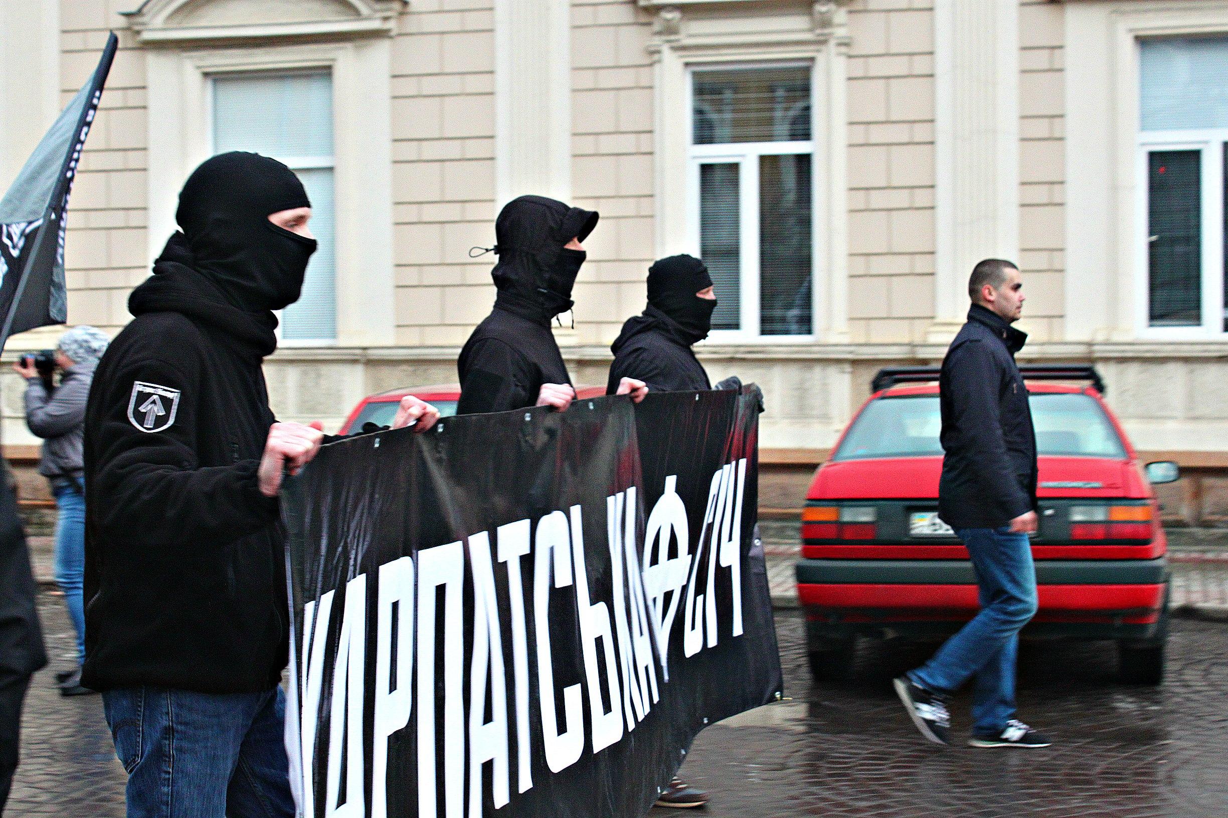 Karpatszka Szics felvonulása Ungváron, képanyag: 64 kép Bt2ANr73Ug8