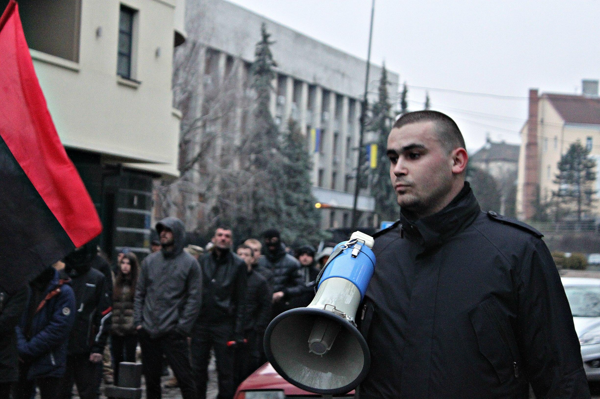 Karpatszka Szics felvonulása Ungváron, képanyag: 64 kép DyriT-ZRCww