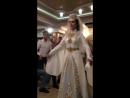 Давид и Зарина Гурциевы,Осетинский танец - Хонга . Осетинская свадьба.
