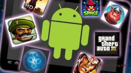 Игры на смартфоны платформы Андроид