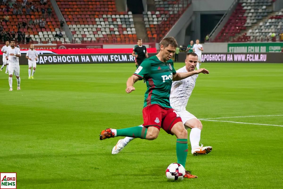 Тарас Михалик. Фото: Дмитрий Бурдонов / Loko.News