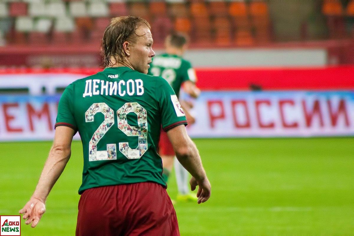 Виталий Денисов. Фото: Дмитрий Бурдонов / Loko.News