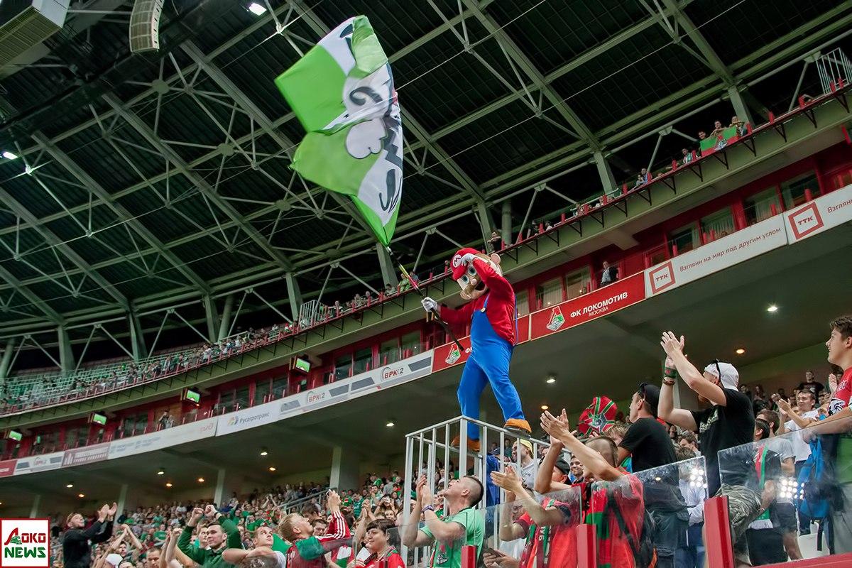 Супер Марио. Фото: Дмитрий Бурдонов / Loko.News