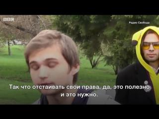 Блогер Соколовский получил условный срок