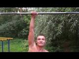 Александр Пистолетов - Подтягивание на одной руке