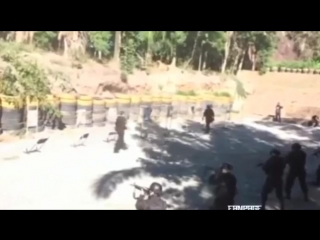 Стальные яйца бразильских полицейских
