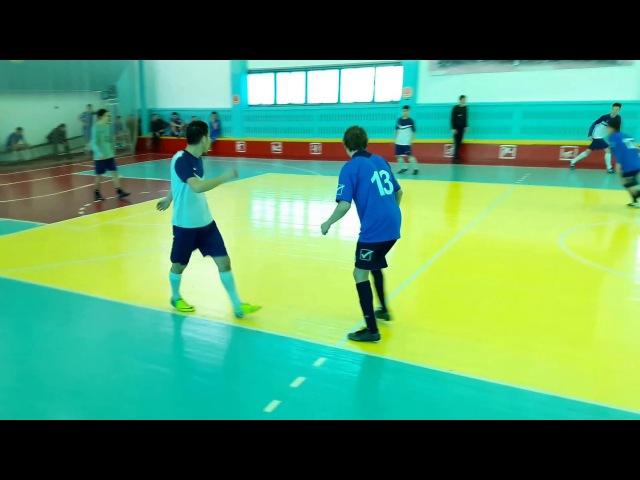 Кубок Unity. Группа А. 7-й тур. БАРЫС -7:0- ТРИУМФ 11 февраля