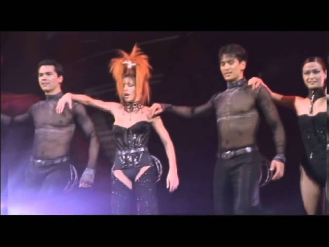 Mylene Farmer Medley Mylenium Tour 2000 Live