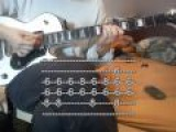 Nancy Sinatra - Bang Bang (He Shot Me Down) guitar cover