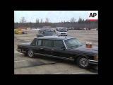 Визит Бориса Ельцина в Беларусь, 21 февраля 1995 года / BELARUS: BORIS YELTSIN VISIT