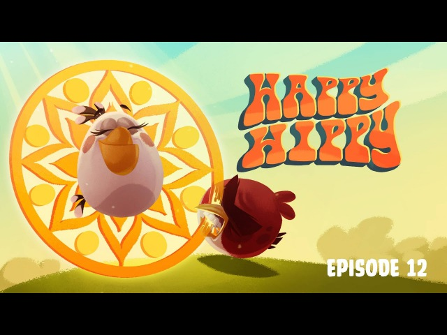 Angry Birds Toons - Season 3, Episode 12 Happy Hippy