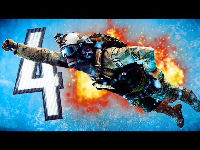 Battlefield 4 Random Moments 86 (To Infinity And Beyond!)