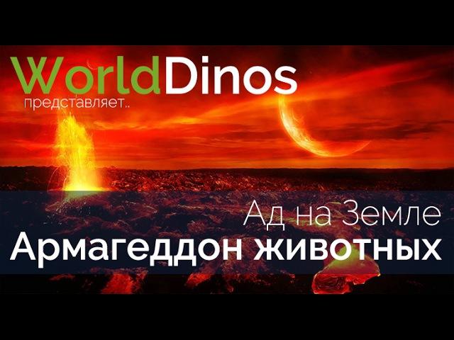 Армагеддон животных - Ад на Земле (2 серия)