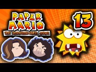 Paper Mario TTYD: Hardcore Fat Albert Porn - PART 13 - Game Grumps