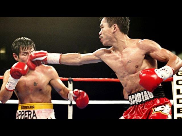 Manny Pacquiao Vs Marco Antonio Barrera 1 Wide Screen ( HD- Version )