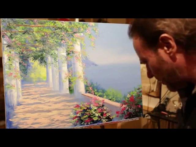 Бесплатно видеоурок 'Средиземноморский мотив' Игорь Сахаров
