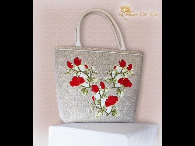 1-ый урок. Супер способ научиться шить классные сумочки! Как купить? Ссылка в описании под видео.