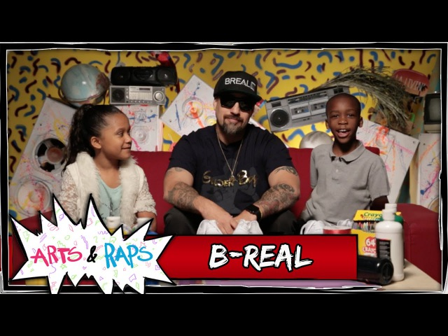 Whats a Bong w B-Real - Arts Raps ArtsNRaps