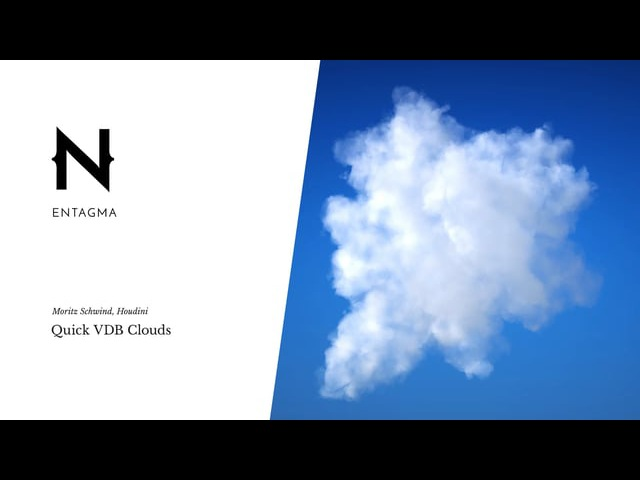 Quick VDB Clouds