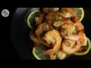 1 Minute Recipe | Lemon Garlic Butter Shrimp
