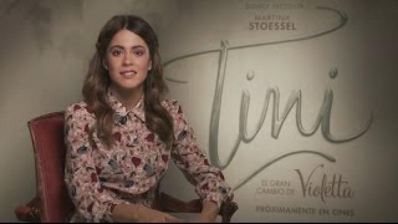 Тини : Новая жизнь Виолетты- Мартина вместе с Хорхе Бланко дала интервью