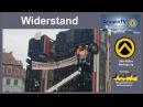 Identitäre besetzen Dschihad Bus Monument in DD