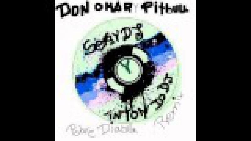 Don Omar Y Pitbull Pobre Diabla Remix 2014 Sergy DJ Y Antonio Dj