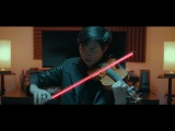 Starboy The Weeknd ft. Daft Punk Violin Looping Pedal Cover