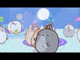 HAPPY NEW YEAR Molang ft Kool and the Gang - Celebration Molang Special