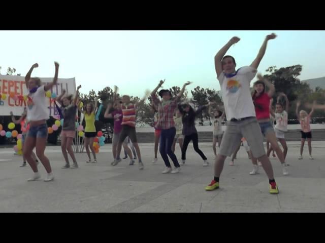 Лагерный танец Сиса сасиса