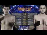 Khayal Dzhaniev (RUSSIA) vs Marouan Tautouh (NED) - 70kg Tournament Group 5 Final - KLFight 59