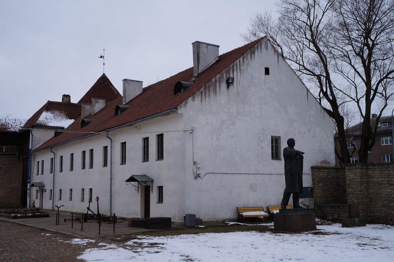 Последний Ленин Эстонии