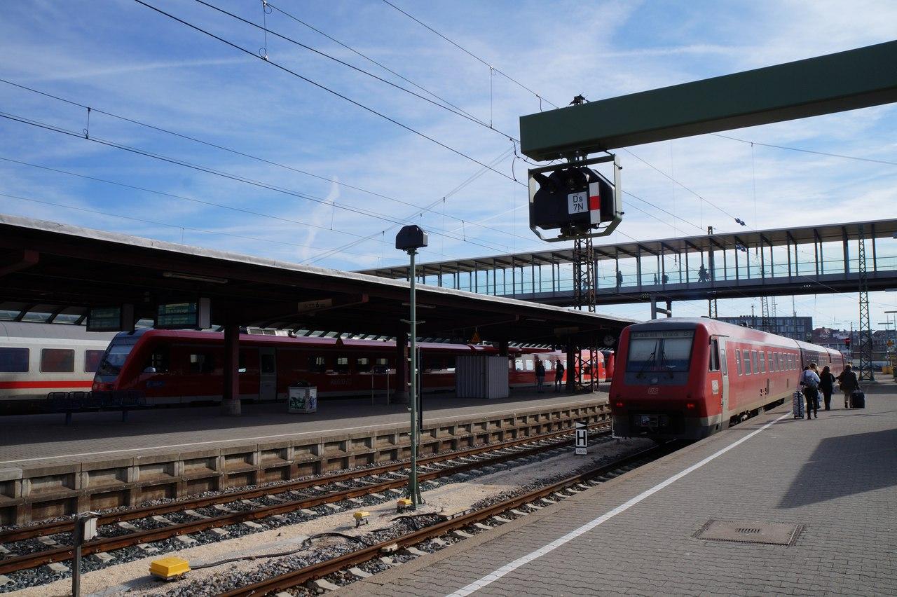 Где обитают самые непунктуальные поезда