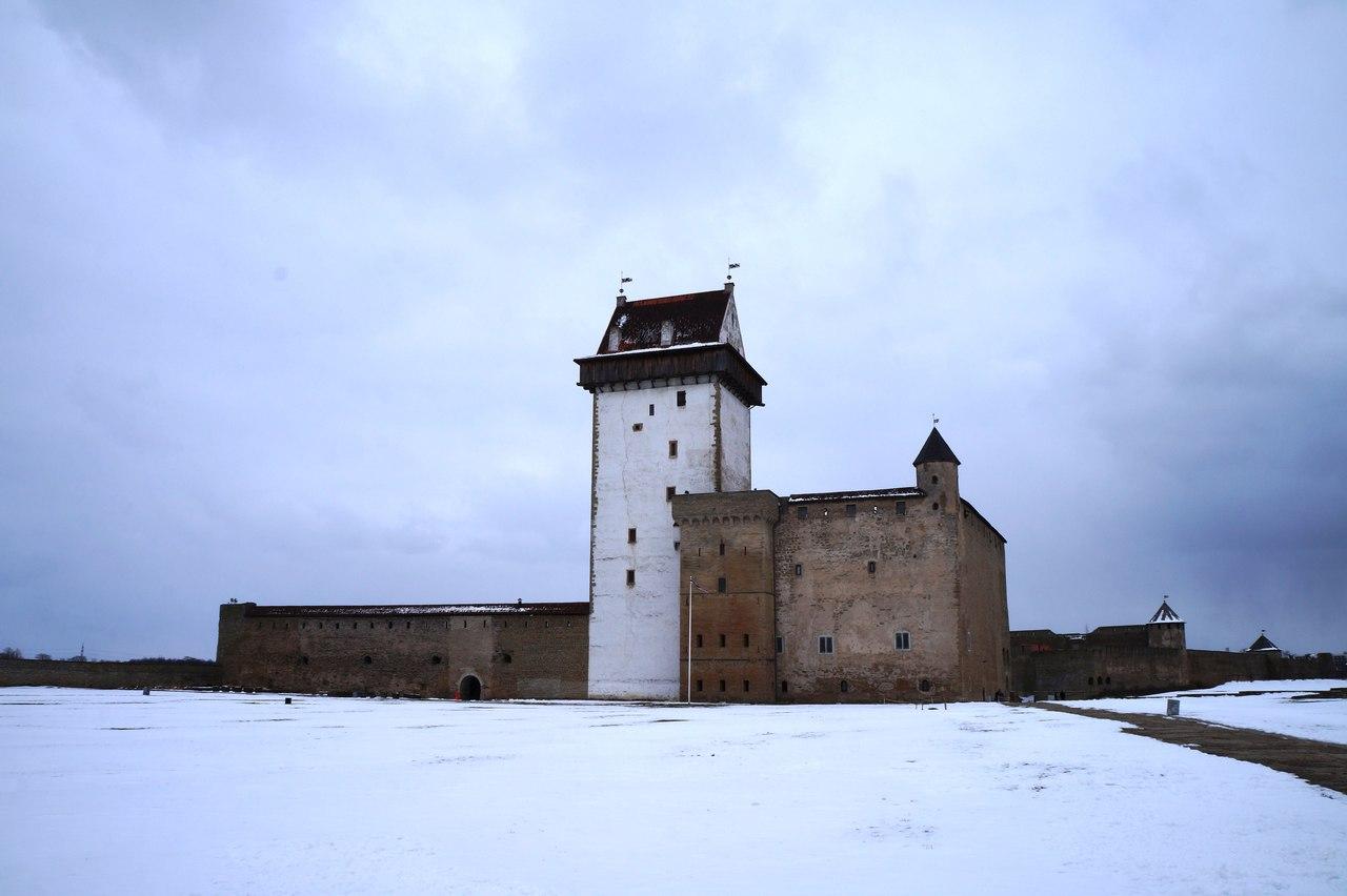 Нарвская крепость. Замок Германа