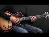 5 Bebop Jazz Guitar Licks - Tal Farlow Style (Lick #96 -#100)
