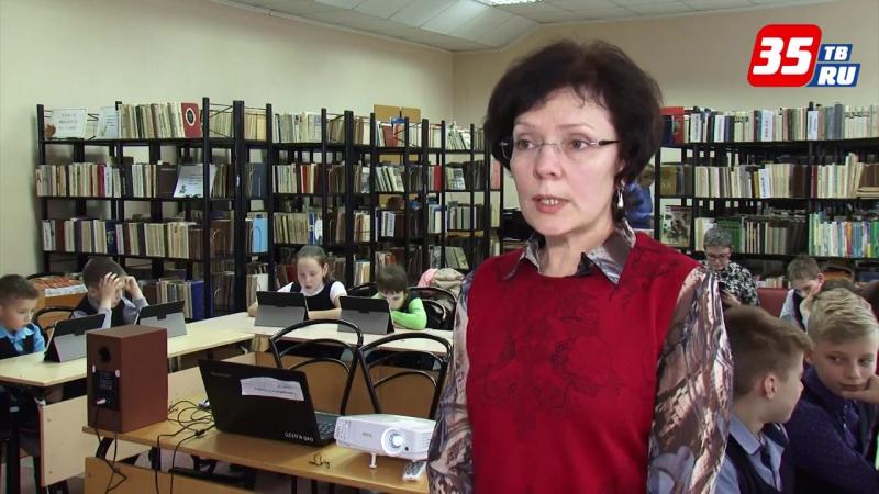 В информационно-библиотечные центры поступило современное оборудование