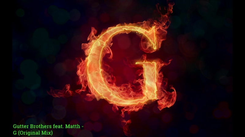 Gutter Brothers feat. Matth - G (Original Mix)