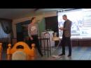 Жеребьёвка 5-го турнира по мини-футболу BRADE CUP 3.11.12 Ресторан Колос 1 ЧАСТЬ