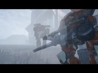 Heavy Gear Assault - Геймплейный трейлер